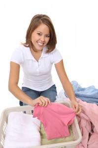 "<img src=""woman folding laundry.jpg"" alt=""young college woman folding laundry"">"