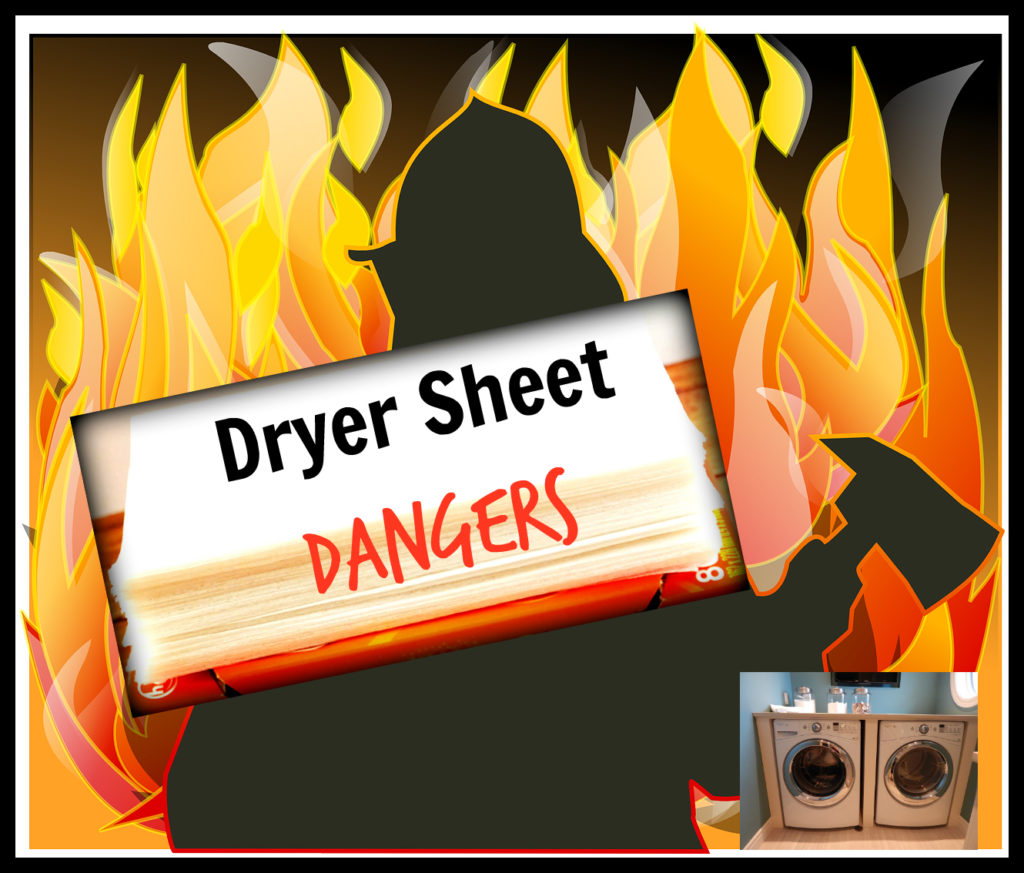 "img src=""fire safety.jpg"" alt=""Dryer sheet residue dangers in the laundry cause fires "">"