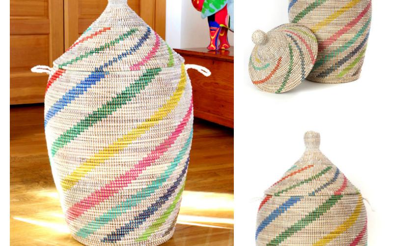 "<img src=""African baskets.jpg"" alt=""African laundry hamper baskets "">"